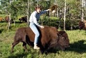 Find out more about the Buffalo Horn Ranch